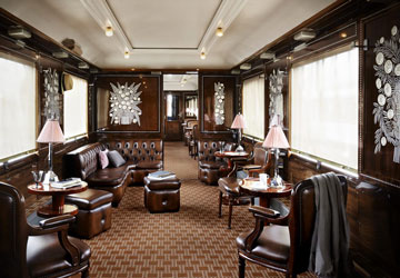 Spirit of the Orient Express