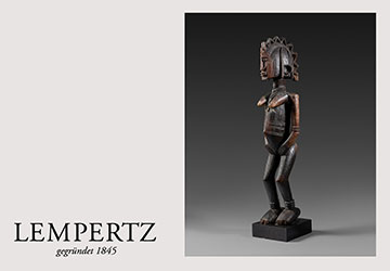 African and Oceanic Art auction at Lempertz Brussels January 2019