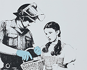 Search & Stop, collecting from Banksy to Mark Ryden