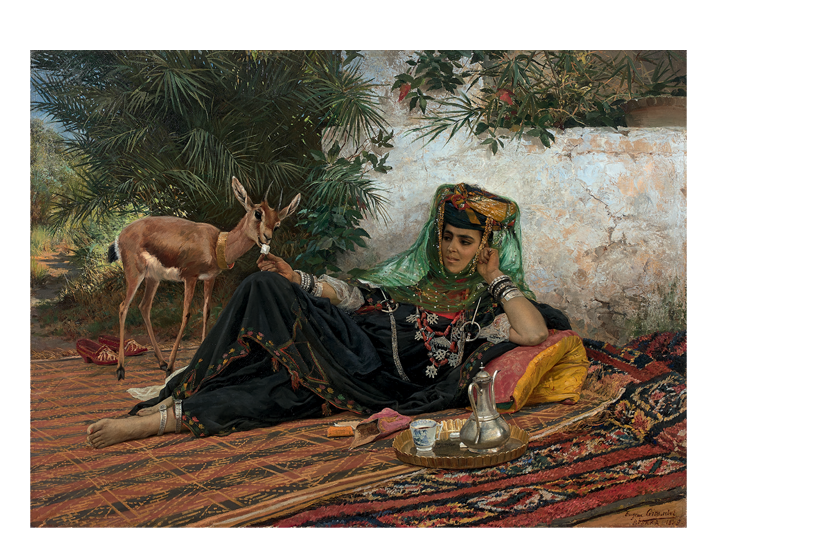 From Constantinople to Tangier, 