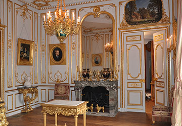 Artcurial, sponsor of the 'Eugène Lami, Painter and decorator to the Orleans family' exhibition at the Château de Chantilly