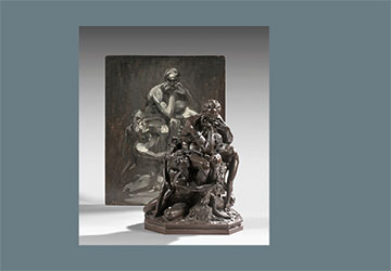 The Fernand Lafarge collection, a tribute to sculpture