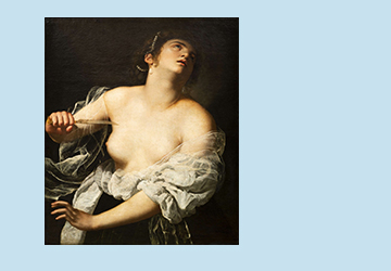 World record for Artemisia Gentileschi at €4.8M