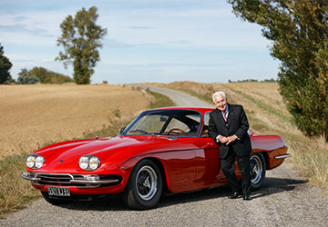 170 cars from the André Trigano collection will be auctioned by Artcurial in September