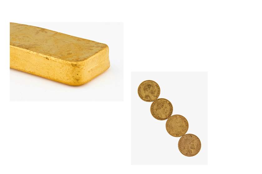 Gold Ingots 