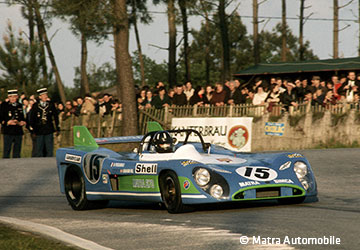 The Matra: An Automotive Gem and an Ultimate Race History