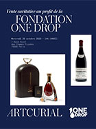 Charity sale                  <br/>                          to benefit One Drop
