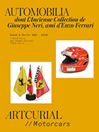 Automobilia including the Former Collection of Giuseppe Neri, friend of Enzo Ferrari