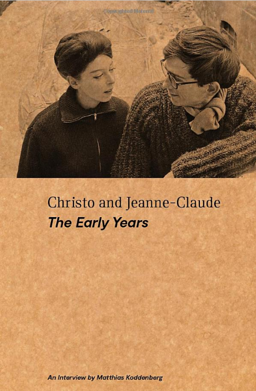Christo et Jeanne Claude, the early years