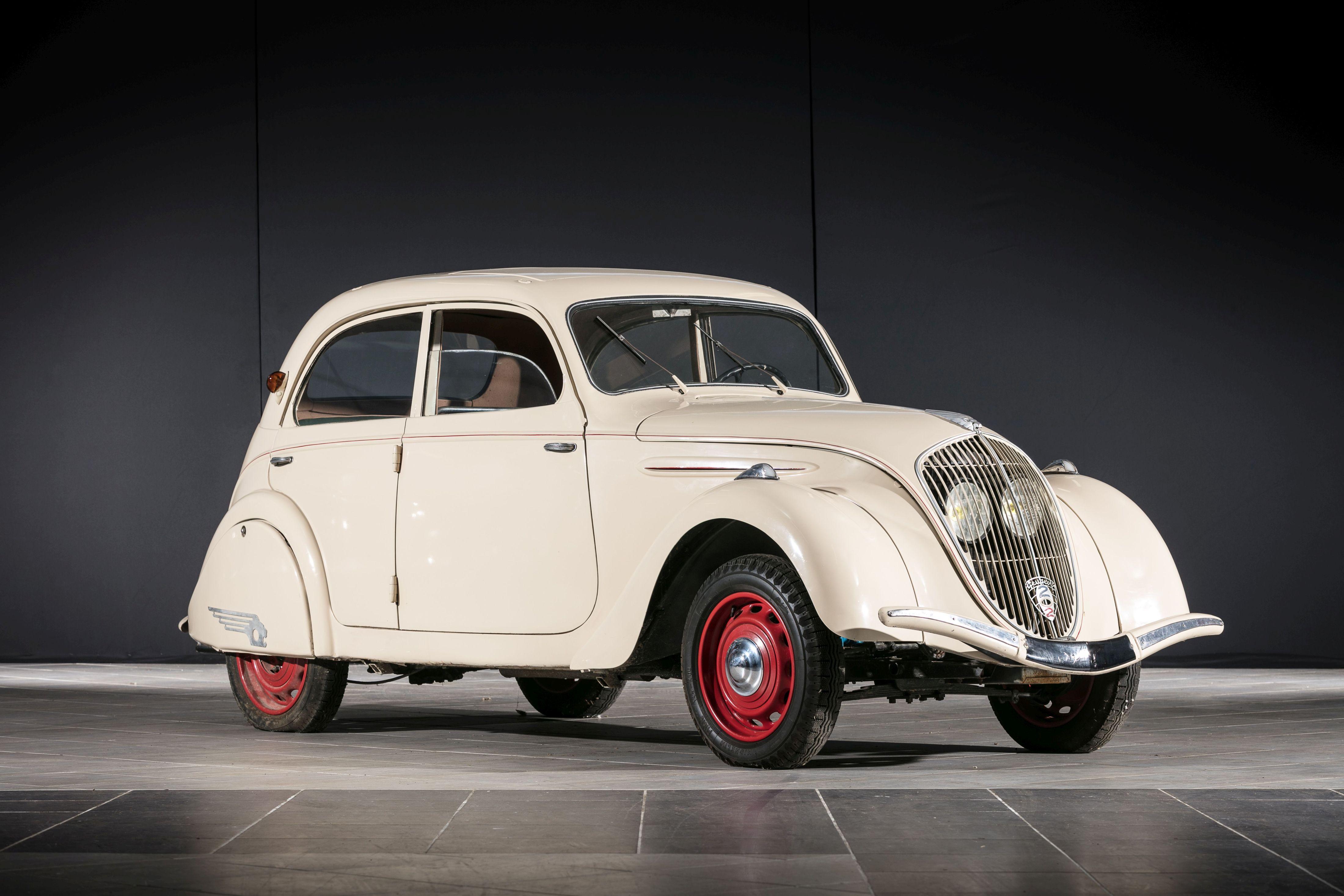 1940 プジョー 202  ベルリーナ