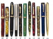 Hey there sbrebrown academia fountain pens the bizarre