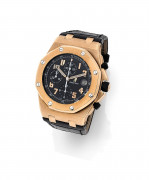 "AUDEMARS PIGUET  Royal Oak Offshore ""Jay-Z 10th Anniversary"", ref. 26055OR, n° F27552"