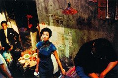 Christopher DOYLE (Né en 1952) In the Mood for Love, Mme. Chan (Maggie Cheung) 2000 Tira...