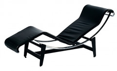 Charles-Edouard JEANNERET dit LE CORBUSIER, Pierre JEANNERET, Charlotte PERRIAND (1887 - 1965, 1896 - 1967, 1903 - 1999) Chaise long...