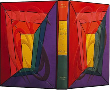 VIRGILE - VALÉRY (Paul) VILLON (Jacques) Les Bucoliques Lithographies originales en couleurs de Jacques Villon Paris, Scripta et Pic...