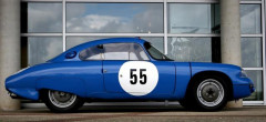 1962 PANHARD TYPE CD COUPE LE MANS