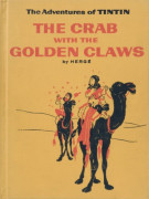 GOLDEN PRESS TINTIN – N°9 THE CRAB WITH THE GOLDEN CLAWS Golden Press