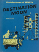 GOLDEN PRESS TINTIN – N°17 DESTINATION MOON Golden Press