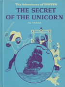 GOLDEN PRESS TINTIN – N°11 THE SECRET OF THE UNICORN Golden Press