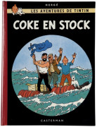 TINTIN – N°19 COKE EN STOCK Casterman