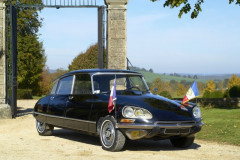 1974 CITROËN DS23 i.e. PALLAS - NO RESERVE