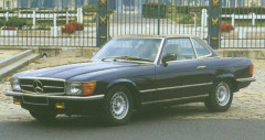1982 MERCEDES BENZ 280 SL TYPE W107 - NO RESERVE