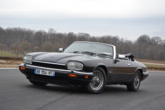 1996 JAGUAR XJS CABRIOLET 4L CELEBRATION - NO RESERVE