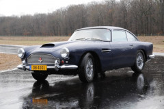 1961 ASTON MARTIN DB4 SERIES III SALOON - NO RESERVE Chassis no. DB4/634/R Engine no. 370/643L'Aston Martin DB4 lancée fin 1958 était u