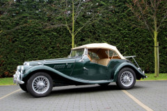 1954 MG TF 1250 - NO RESERVE