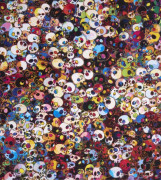 ¤ Takashi MURAKAMI (né en 1962) There are little People Inside Me, 2011