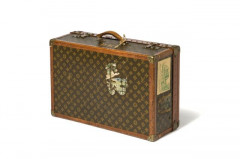 LOUIS VUITTON  Valise n°808798