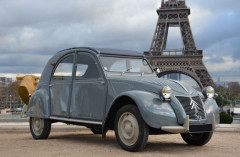 1958 CITROEN 2 CV BERLINE DECOUVRABLE - no reserve