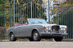 1975 BENTLEY CORNICHE CABRIOLET