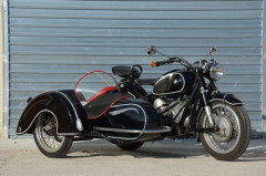 1968 BMW R 60/2 SERIE 2 AVEC SIDE CAR STEIB LS 200 - no reserve