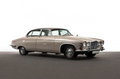 1969 JAGUAR 420 G BERLINE - no reserve