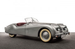 1952 JAGUAR XK 120 ROADSTER - no reserve