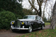 1962 ROLLS ROYCE SILVER CLOUD II