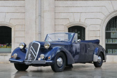 1949 CITROEN TRACTION 15-SIX CABRIOLET WORBLAUFEN