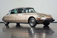 1973 CITROEN DS 23 BERLINE PALLAS