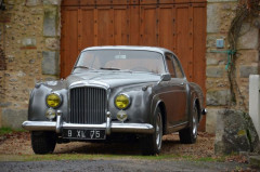 "1960 BENTLEY CONTINENTAL S2 ""SPORT SALOON"" H.J. MULLINER"