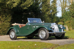 1954 MG TF 1250 ROADSTER Collection André Lecoq - no reserve Carte grise française collectionChâssis n° HDC 46/1428Moteur n° XPAG/TF/31