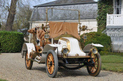 1908 RENAULT AX PHAETON  Collection André Lecoq - no reserve