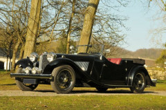 1935 SS ONE TOURER  Collection André Lecoq - no reserve