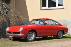 1965 ASA 411 GT COUPE  Collection De Nora - no reserve