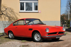1965 ASA 1000 GT COUPE  Collection De Nora - no reserve