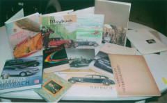 Maybach, livres et catalogues  Collection André Lecoq