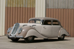 1938 PANHARD X77 DYNAMIC 140 BERLINE  No reserve