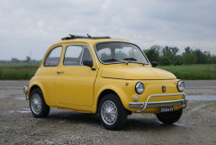 1971 FIAT 500 L COACH DECOUVRABLE  No reserve