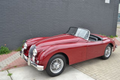 1959 JAGUAR XK 150 3,4L S ROADSTER