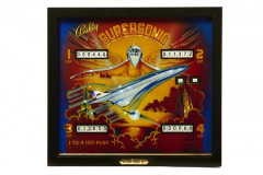 VINTAGE FLIPPER  Art- Supersonic